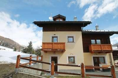 Maison de vacances confortable à Livigno près des télésièges