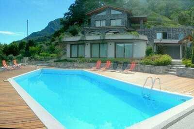 Villa calme en Lombardie avec forêt à proximité