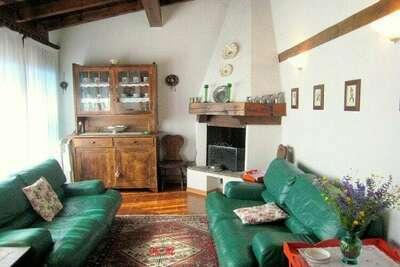 Maison de vacances sur la rive du lac Idro, bel intérieur