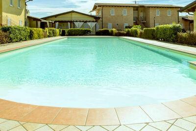 Belle maison de vacances avec piscine à Manerba del Garda