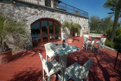 Magnifique maison de vacances vue sur le lac Soiano del Lago