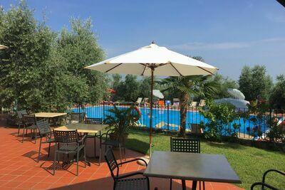 Maison de vacances à Soiano del Lago avec vue sur le lac