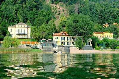 Appartement pour 8 personnes à Meina, sur le lac Majeur