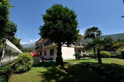Charmante villa à Mergozzo Italie avec jardin Privé