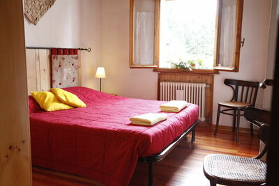 Villa douillette à    Bertigo en Italie avec jardin privé