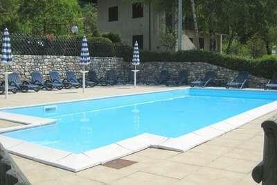 Bel appartement avec terrasse privée dans le Val di Ledro