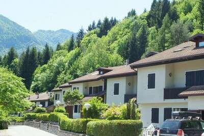 Appartement de vacances calme à seulement 50 m du lac Ledro