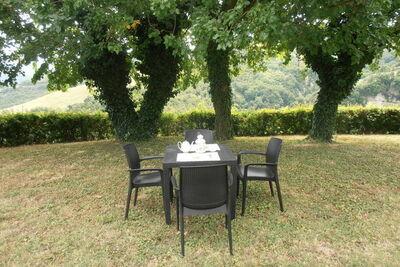 Maison de vacances confortable jardin à Modigliana en Italie