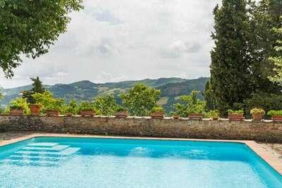 Maison de vacances avec piscine en Emilie-Romagne