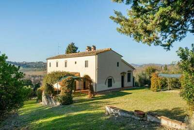 Villa San Casciano in Val di Pesa, située dans les collines de Toscane.