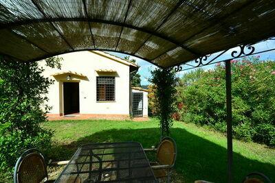 Maison de vacances cosy à San Casciano avec piscine