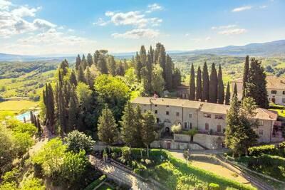 Gavillaccio 4 Cayenna, Location Maison à Figline Valdarno - Photo 2 / 33
