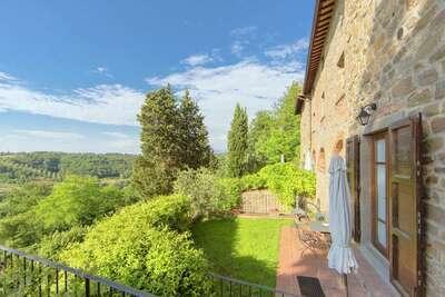 Gavillaccio 4 Cayenna, Location Maison à Figline Valdarno - Photo 4 / 33