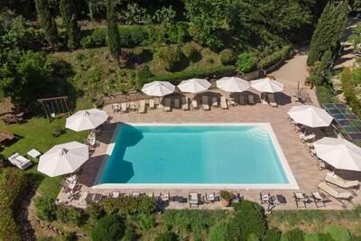 Gavillaccio 4 Cayenna, Location Maison à Figline Valdarno - Photo 7 / 33