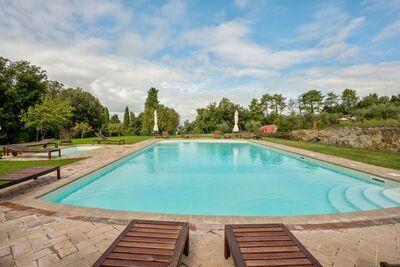Demeure paisible à Reggello avec piscine