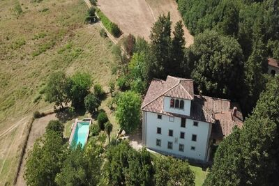 Villa de charme à Florence avec piscine