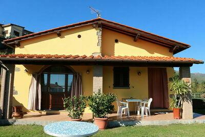 Maison de vacances au calme, San Quirico milieu des collines
