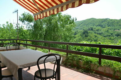 Maison de vacances avec jardin privé située en Toscane