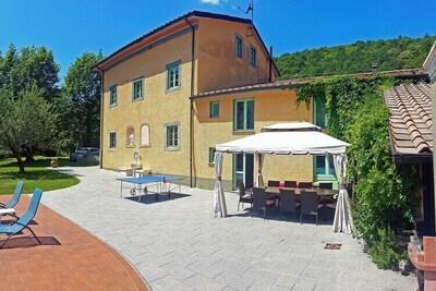 Somptueuse villa à Pistoia avec sauna