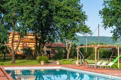 Monna Due, Location Maison à Pian di scò - Photo 1 / 29