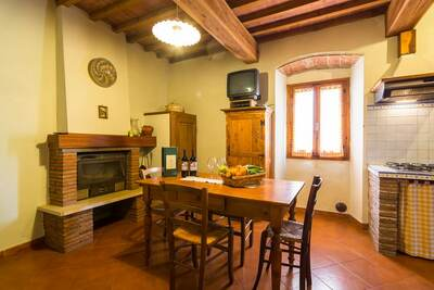 Monna Due, Location Maison à Pian di scò - Photo 13 / 29