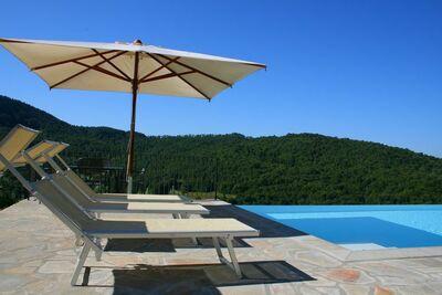 Maison de vacances de luxe belle vue à Anghiari, Toscane