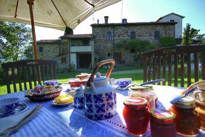 Maison de vacances luxe près centre-ville à Anghiari Toscane