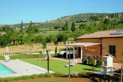 Maison de vacances avec piscine à Castiglion Fiorentino