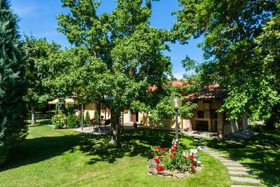 Une villa pour 8 personnes à Loro Ciuffenna en Toscane