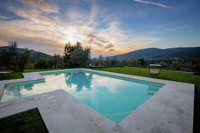 Maison de vacances à Castiglion Fiorentino avec piscine