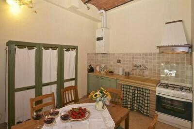 Stalla Verde, Location Gite à Castelnuovo Berardenga - Photo 10 / 32