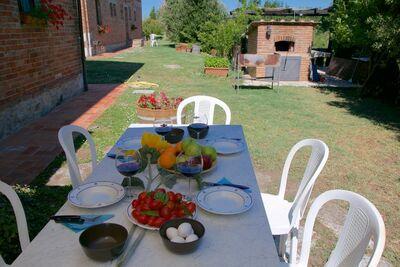 Stalla Verde, Location Gite à Castelnuovo Berardenga - Photo 22 / 32