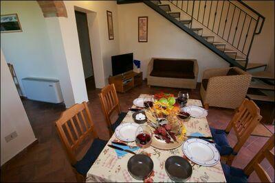 Fienile, Location Gite à Castelnuovo Berardenga - Photo 11 / 32