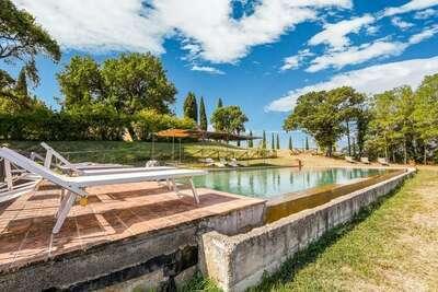 Spacieuse maison de vacances pour 5 à Celle Sul Rigo Toscane