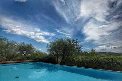 Ferme chaleureuse avec piscine située à Le Tolfe
