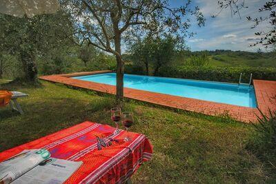 Ferme confortable avec piscine à Le Tolfe près de Florence