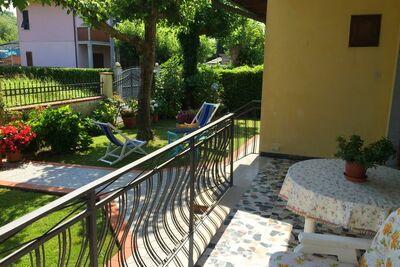 Villa avec jardin et parking près de la côte toscane