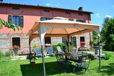 Maison de vacances à Castiglione di Garfagnana avec barbecue