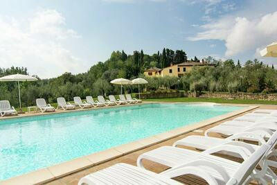 Belle ferme à Capannoli avec piscine