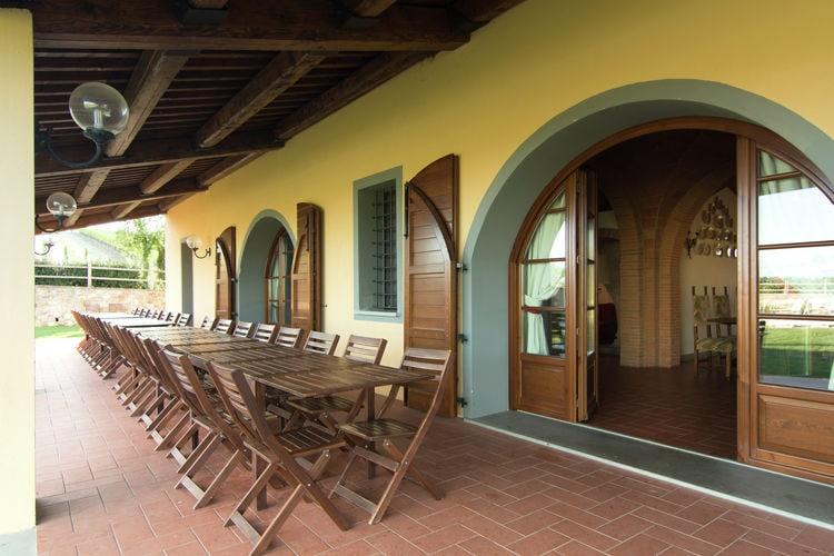Villa San Luigi, Location Villa à Terricciola - Photo 0 / 36