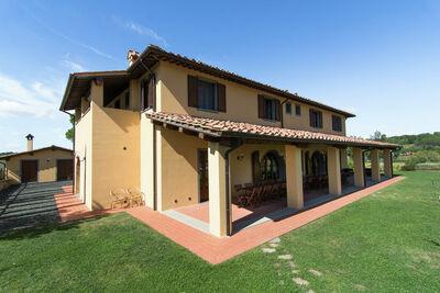 Villa San Luigi, Location Villa à Terricciola - Photo 2 / 36