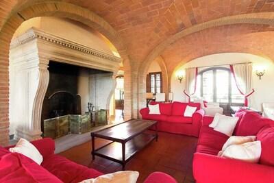 Villa San Luigi, Location Villa à Terricciola - Photo 8 / 36