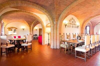 Villa San Luigi, Location Villa à Terricciola - Photo 10 / 36