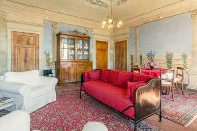 Maison de vacances vintage avec terrasse privée