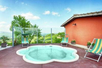 Magnifique demeure à Sant'Angelo in Vado, avec piscine