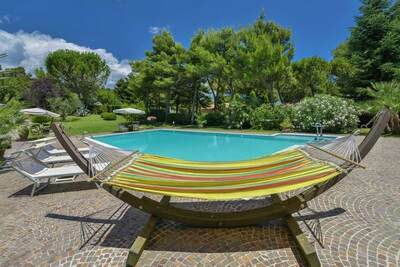 Villa de luxe à Pesaro avec jardin