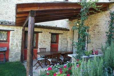 Maison de vacances moderne avec piscine à Treia