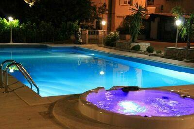 Fabuleuse demeure à Case Alte avec piscine