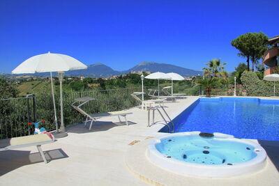 Villa somptueuse à Case Alte avec piscine