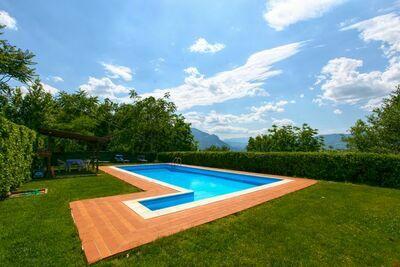 Grand manoir, San Valentino, Abruzzo Citeriore, avec piscine